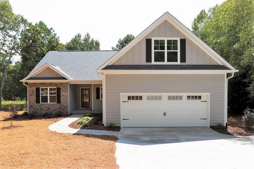 Spec Houses West End NC